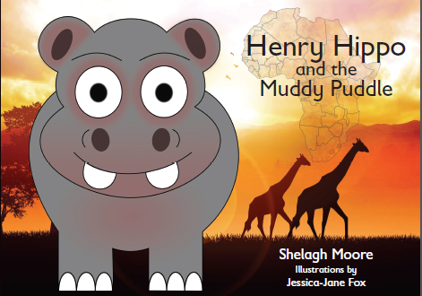 Henry Hippo and the Muddy Puddle