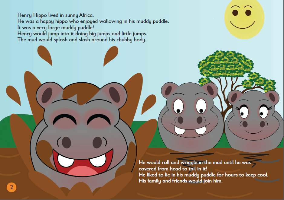 Henry Hippo page 2